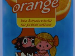 Hello pomaranč džús