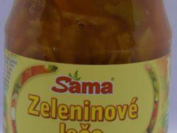 Zeleninové lečo Sama