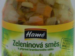 Zmes do zemiakového šalátu