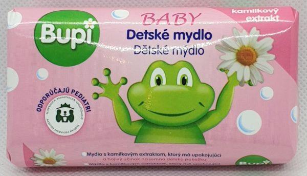 Detské mydlo kamilka Bupi