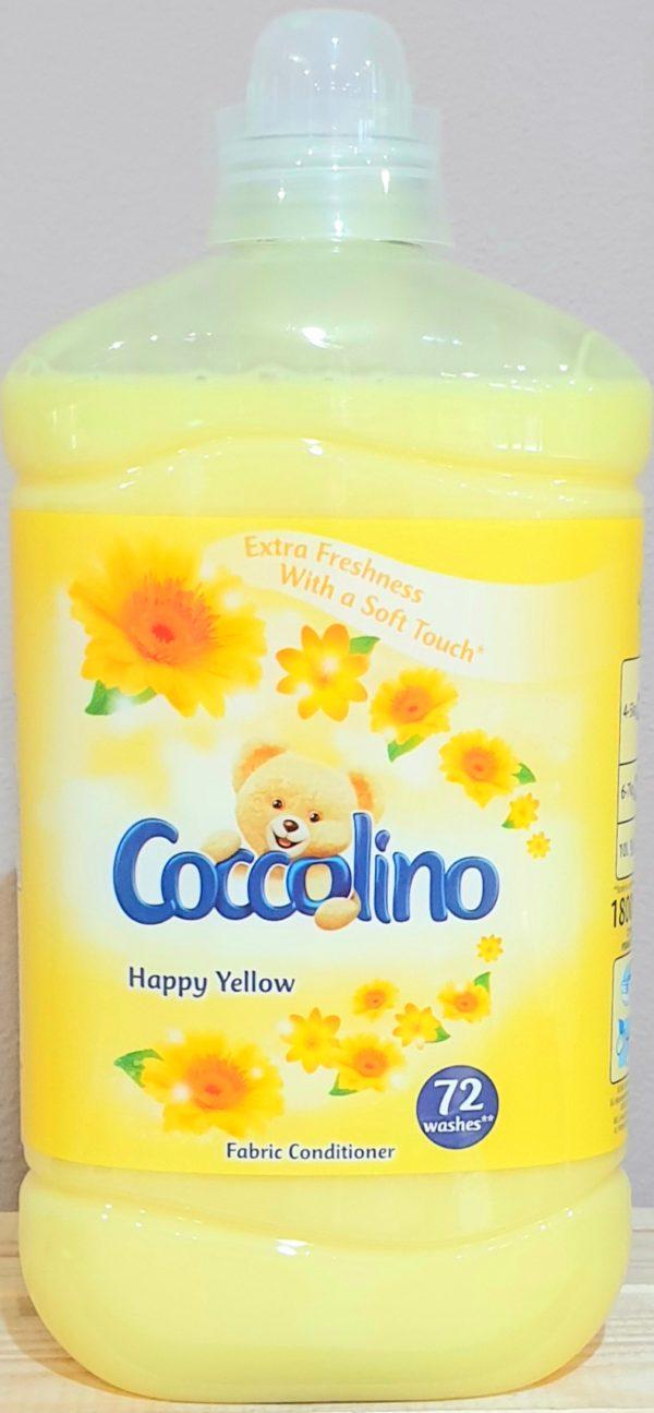 Aviváž Coccolino Happy Yellow