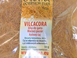 Vilcacora bylinný čaj