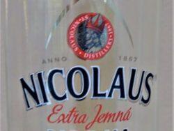 Vodka extra jemná Nicolaus