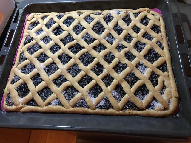 mrežovník koláč