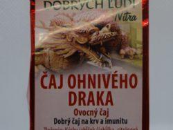 Čaj Ohnivého draka