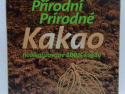 Kakao 100% prírodné