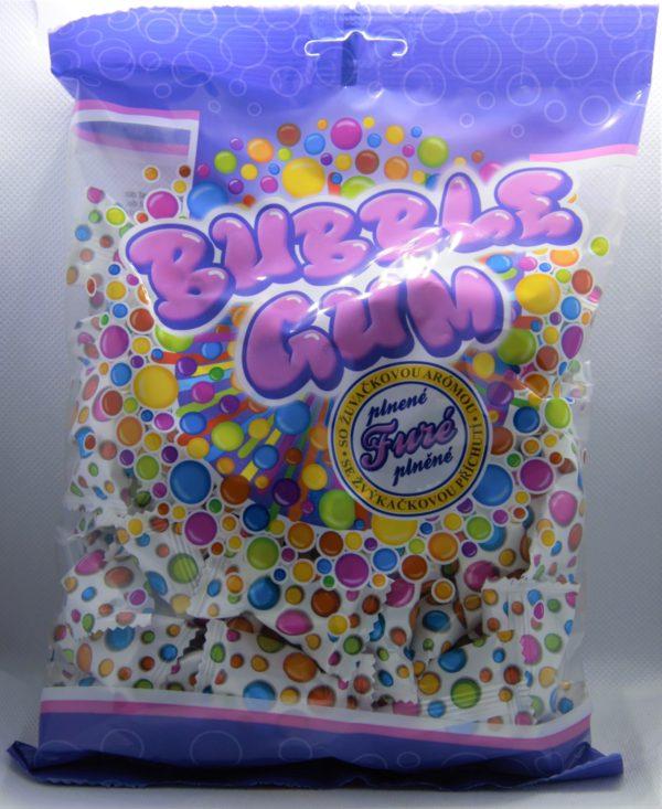 Bubble gum cukríky