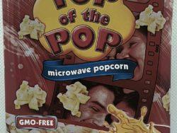 Popcorn slaný