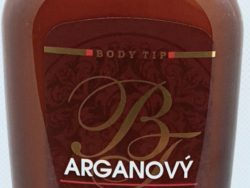 Arganový telový balzam