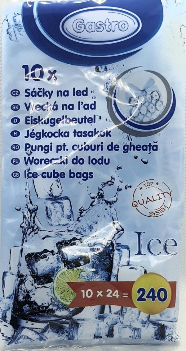Vrecká na ľad