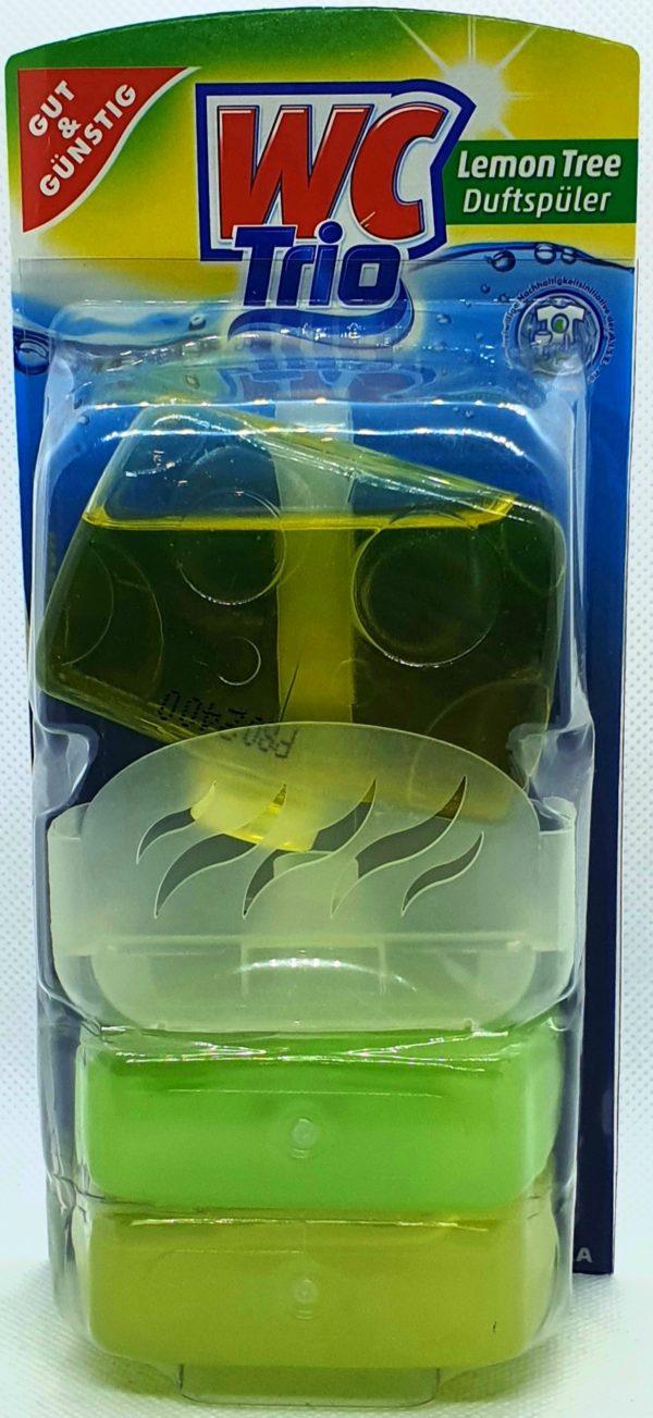 WC gél závesný citrón