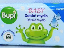 Mydlo lanolín BUPI