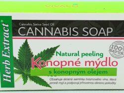 Mydlo Cannabis