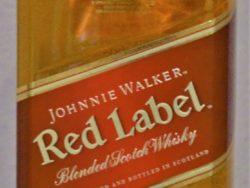 Whiskey Scotch Label