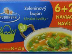 Zeleninový bujón