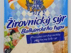 Balkánsky syr Balkan 200g