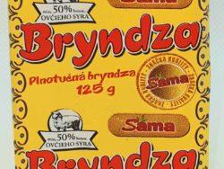 Bryndza 125g Sama